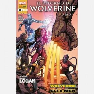 Wolverine Il Ritorno di Wolverine  53/379