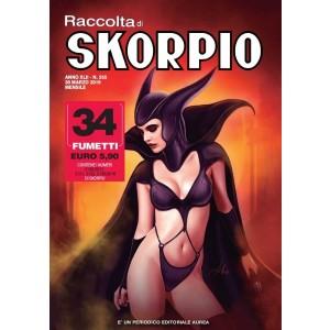 RACCOLTA SKORPIO RACCOLTA N. 0555