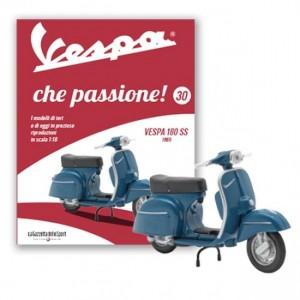 Vespa che passione! Vespa 180 SS - 1965