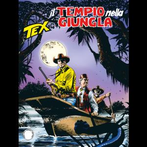 Tex N.702 - Il tempio nella giungla
