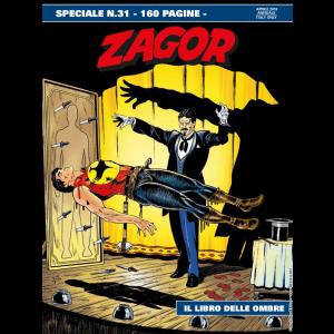 Speciale Zagor N.31 - Il libro delle ombre
