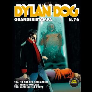 Granderistampa N.76 - Dylan Dog Granderistampa 76