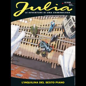 Julia N.245 - L'inquilina del sesto piano