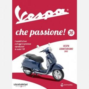 Vespa che passione! Vespa GT 200 del 2003