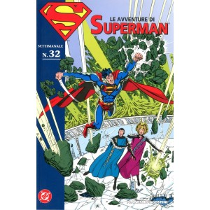 Avventure Di Superman - N° 32 - Le Avventure Di Superman - Planeta-De Agostini