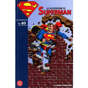 Avventure Di Superman - N° 40 - Le Avventure Di Superman - Planeta-De Agostini