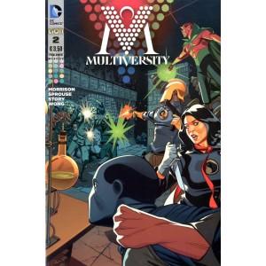 Multiversity - N° 2 - Multiversity - Rw Lion