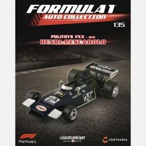 Formula 1 Auto Collection Politoys FX3