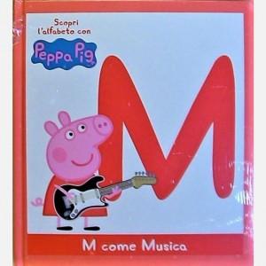 OGGI - Scopri l'alfabeto con Peppa Pig M come Musica
