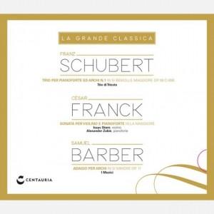 La grande classica Schubert - Franck - Barbe