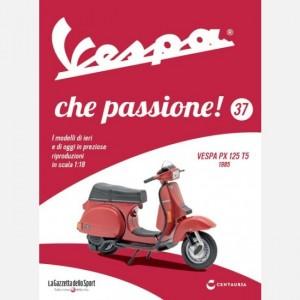 Vespa che passione! Vespa PX 125 T5 1985