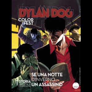 Dylan Dog Color Fest N.29 - Se una notte d'inverno un assassino