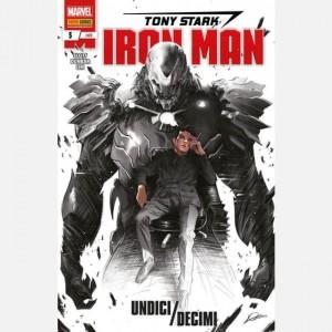 Iron Man Tony Stark: Iron Man 5