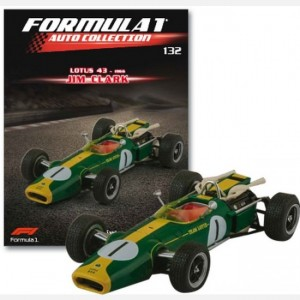 Formula 1 Auto Collection Lotus 43