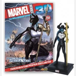 Marvel Heroes 3D - La collezione ufficiale Proxima Midnight