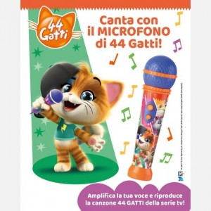 44 Gatti - La serie TV! Il microfono di 44 Gatti