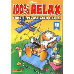 Paperstyle - N° 8 - 100% Relax - Panini Disney