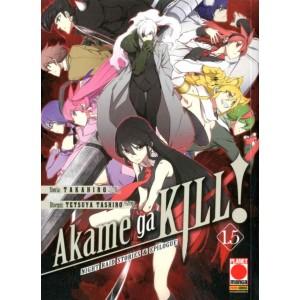 Akame Ga Kill! 1.5 - Manga Blade 52 - Night Raid Stories & Epilogue - Planet Manga
