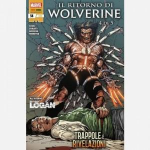 Wolverine Il Ritorno di Wolverine  54/380