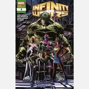 Marvel Legacy Infinity Wars 8