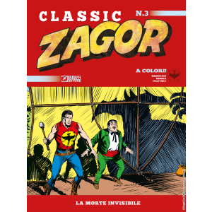 Zagor Classic N.3 - La morte invisibile