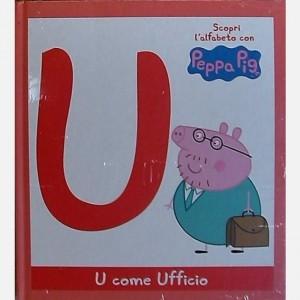 OGGI - Scopri l'alfabeto con Peppa Pig U come Ufficio