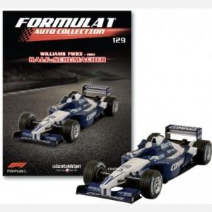 Formula 1 Auto Collection Williams FW 23 (2001)