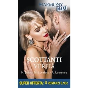 Harmony MAXI - Scottanti verità Di Heidi Betts, Merline Lovelace, Andrea Laurence