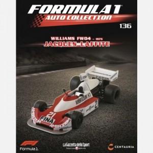 Formula 1 Auto Collection Williams FW04