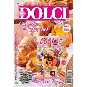 PIU' DOLCI CON VOLUMETTO N. 0219