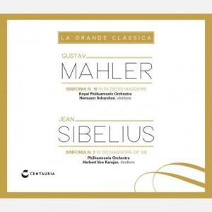 La grande classica Mahler - Sibelius