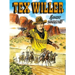 Tex Willer N.7 - Rancho Sangriento