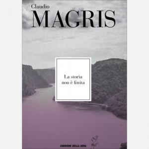 Le opere di Claudio Magris La storia non è finita
