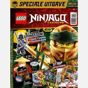 LEGO Ninjago Legacy LEGO Ninjago Legacy 1 + Una minifigure Lego® Ninjago!®