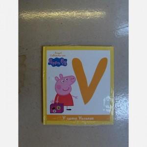 OGGI - Scopri l'alfabeto con Peppa Pig V come Vacanze