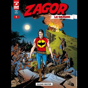 Zagor Le Origini N.1 - Clear Water