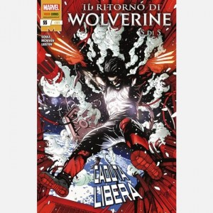 Il Ritorno di Wolverine Uscita  55/381