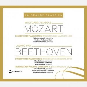 La grande classica Mozart - Beethoven