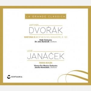 La grande classica Dvorak - Janacek