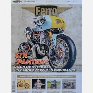 """Ferro Ferro 42 (Giugno 2019) - XTR """"Pantah"""""""