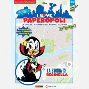 I Love Paperopoli Capsula natante + Reginella