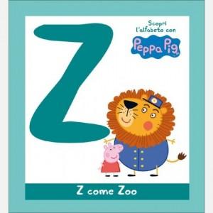 OGGI - Scopri l'alfabeto con Peppa Pig Z come Zoo