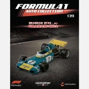 Formula 1 Auto Collection Brabham BT34