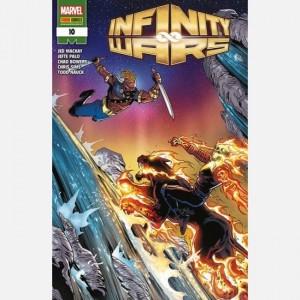 Infinity Wars Uscita N° 10