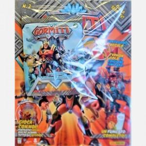 Gormiti - Magazine In ogni uscita in regalo un Gormita esclusivo