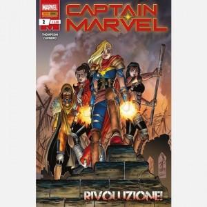Captain Marvel Numero #2 - Rivoluzione!