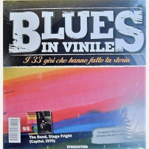 Blues in Vinile The Band, Stage Fright