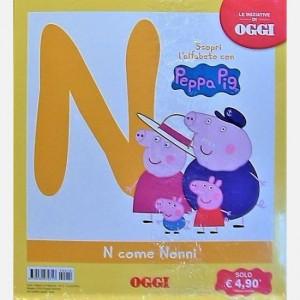 OGGI - Scopri l'alfabeto con Peppa Pig N come Nonni