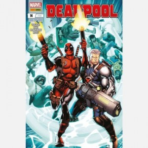 Deadpool Uscita N°133