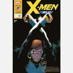 I nuovissimi X-Men X-Xmen Blu N°17